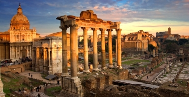 https:::www.history.com:topics:ancient-history:ancient-rome:pictures:roman-architecture-and-engineering:temple-of-saturn-arch-of-septimius-severus-colosseum-in-the-background-roman-foru